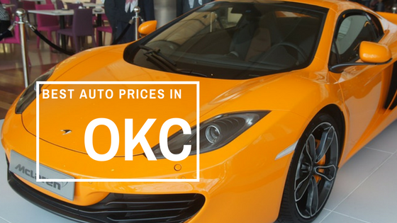 Best Auto Prices In OKC