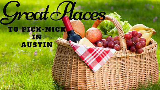Great Places To Pick-Nick In Austin, Texas