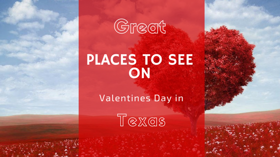 Great Places To See On Valentines Day In Texas