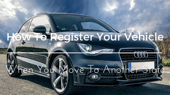 How do i register a vehicle out of state