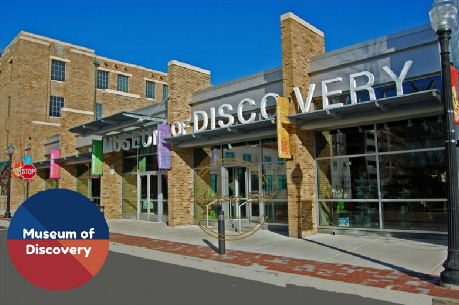 Museum of Discovery in Little Rock