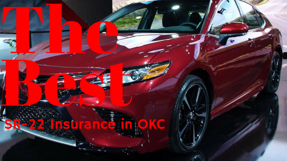 The best sr-22 insurance in OKC