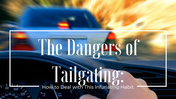 the dangers of tailgating how to deal with this infuriating habit. Black Bedroom Furniture Sets. Home Design Ideas