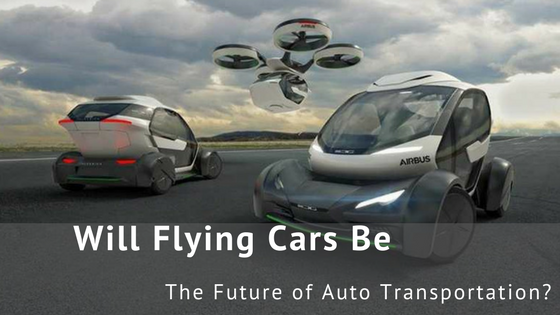 Flying Car / Drone Cars